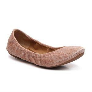 Lucky Brand Emmie Light Pink Ballet Flats Size 7.5